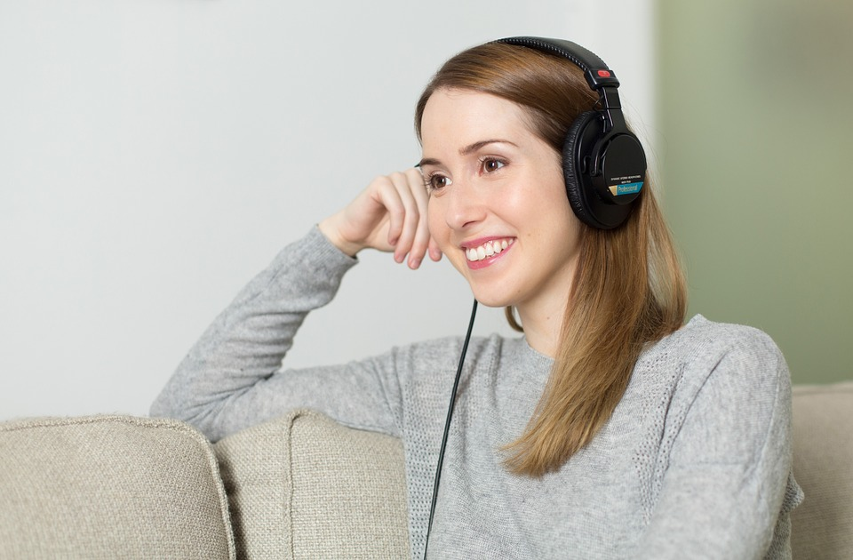 Écouter de la musique